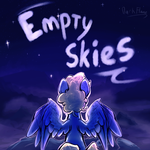 Commission: Empty Skies cover by DarkFlame75