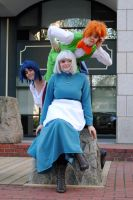 Howl's Moving Castle by TheEmpiresGuild