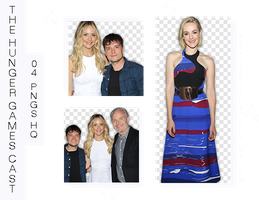 +Photopack Png The Hunger Games Cast by AHTZIRIDIRECTIONER