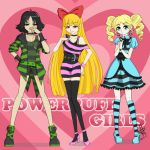 PowerPuff Girls by anime234dotcom
