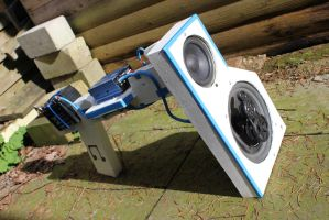 Bass cannon finished by Bumskuchen
