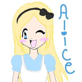 AIW: Alice by xXimmaeatjooXx