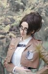Shingeki no Kyojin: Hanji Zoe by Green-Makakas
