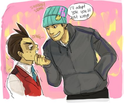 Tragedy of Apollo Justice 2 by koenta