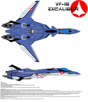 VF-19A by bagera3005