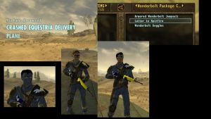 Fallout NV Fallout Equestria Mod Special Addon by XxFlamerunnerxX