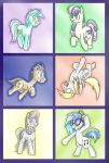 The Background Six by timsplosion