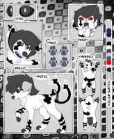 Rosary .: Ref Sheet 2013 :. by FlNCH-FACE