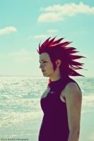.Axel-Waiting For You. by mysticmoon13