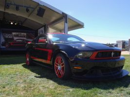 Boss 302 Laguna Seca Edition by Partywave