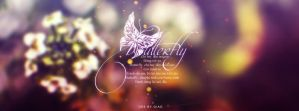 [COVER FACEBOOK] BUTTERFLY by voicon9991999
