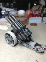 Death Korps of Krieg Heavy Quad Launcher by Usafkid94