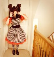 Kyary Pamyu Pamyu Fashion Monster Cosplay by Kimono-Time