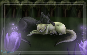 The forest's lullaby by Finchwing