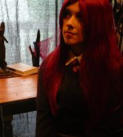 HP Cosplay 1: Lily Potter by plunderherz