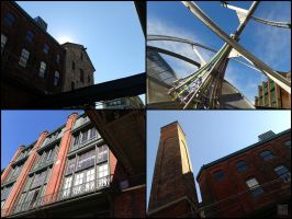 Distillery District by Pasiphilo
