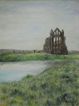 Whitby Abbey by Mogadored