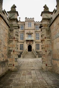 Castle6 by NickiStock