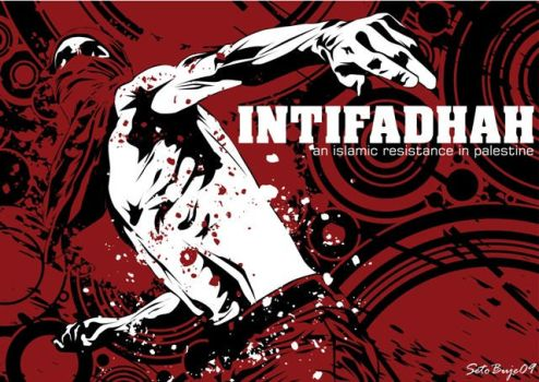 intifadha by graphic-resistance