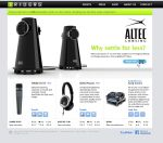 Audio Visual site design 1 by mangion