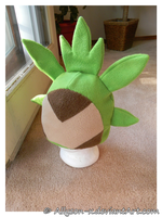 Chespin Hat by Allyson-x