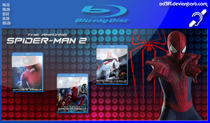 Bluray - 2014 - The Amazing Spider-Man 2 by od3f1