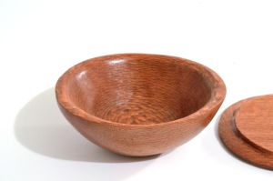 Lacewood Bowl W Lid Open by lamorth-the-seeker