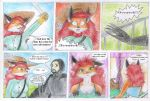 Foxes in the Tower. Pg 44 by Sinaherib