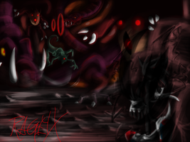 -:Down to the Pits of Hell:- by RageVX