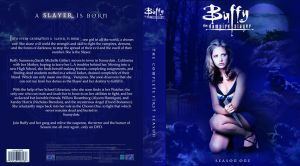 Buffy DVD New Packaging Design. Seasons 1,2,3,4. by Toblerone22