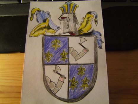 family crest by s-oul