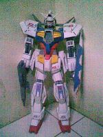 GUNDAM AGE-1 NORMAL by aerizu