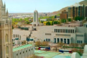 Tilt Shift Experiment by Liten-Angel