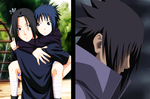 ItachiXSasuke: Remembering the old times by ioana24