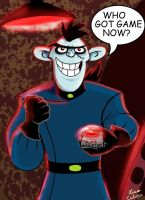 Drakken Gains Nuclear Weapons by LMColver