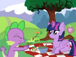 Picnic by cobralash