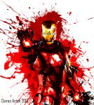 Abstract IRONMAN by necronomicon32