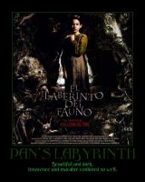 Pan's Labyrinth motive poster by YuiHarunaShinozaki