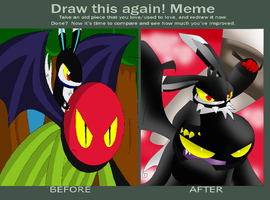 Improvement Meme by Hairaku