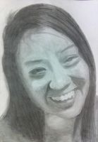 Foundation Drawing Portrait by Laitz