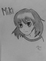 Miki by Nancy9595