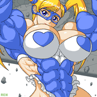 RAINBOW MIKA BUILD UP by RENtb