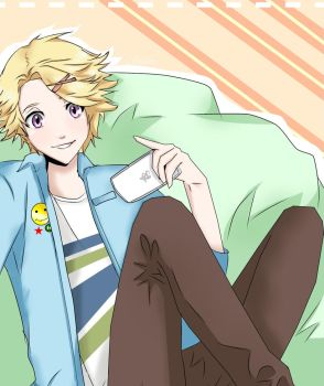 Yoosung by Siphine