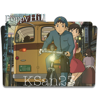 From Up On Poppy Hill Icon by KSan23