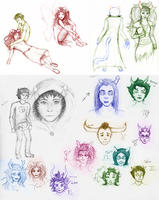 homestuck 2 by unistar2000