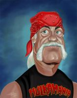 Hulkamania by LyleDoucetteArt