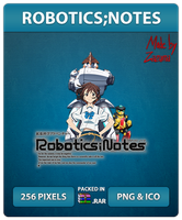 Robotics Notes - Anime Icon by Zazuma