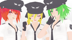 Tda Police - Gumi, Lily, CUL [UPDATE 1.05] DL by nonefullstop