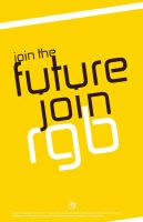 join the future by omarodesign