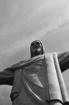Christ the Redeemer by JinItalianStyle